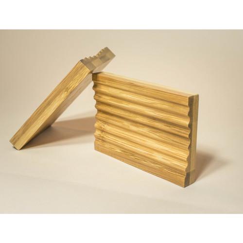 竹製のせっけん置き